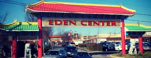 Eden Center is one of Virginia.