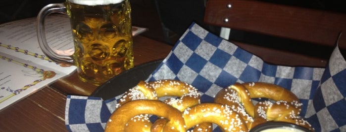 Hofbräuhaus Pittsburgh is one of Hot Spots in Pittsburgh!.