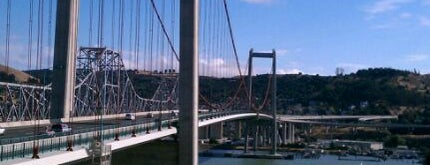 Alfred Zampa Memorial Bridge (I-80 Westbound) is one of Bridges of the Bay Area.