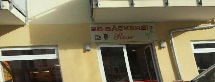 SB-Bäckerei Rose is one of Lieblings Einkaufplätze.