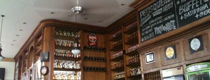 Bar Mooca is one of Cervejas.