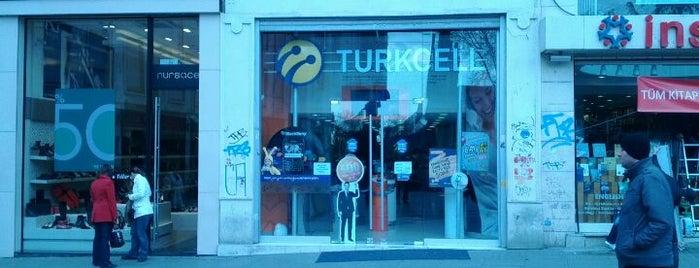 Turkcell Galatasaray is one of Paket Kahvaltım Yanimda.