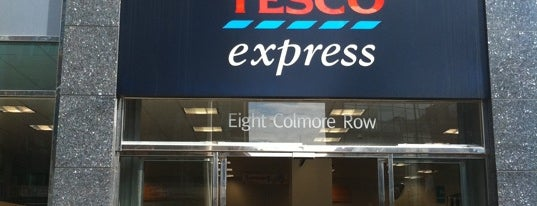 Tesco is one of Tesco Express - Part 5.