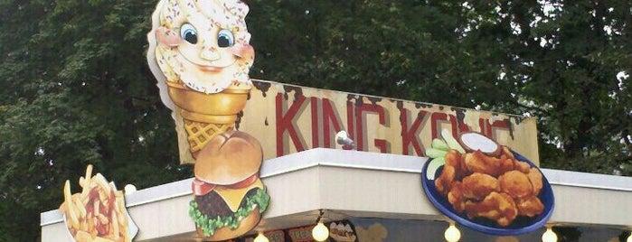 King Kone is one of Frozen Favorites.