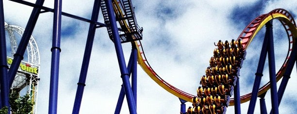 Mantis is one of Top picks for Theme Parks.