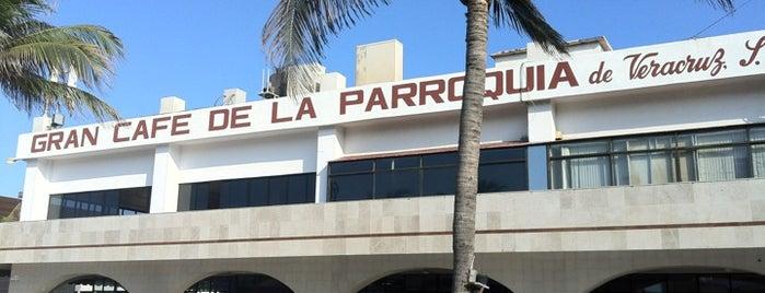 La Parroquia de Veracruz is one of Top 10 favorites places in Veracruz, Mexico.