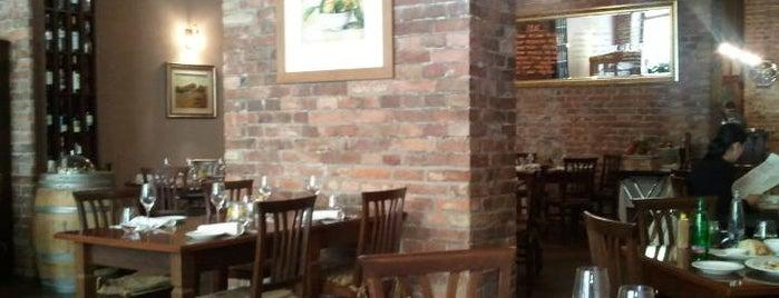 La Finestra is one of Best restaurants in Prague.