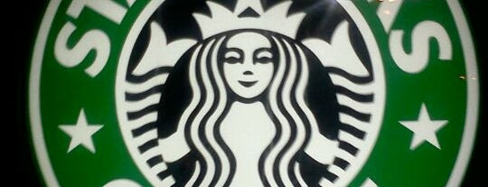 Starbucks is one of My Most Visited Places!.