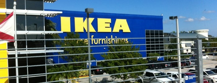 IKEA Sunrise is one of IKEA.