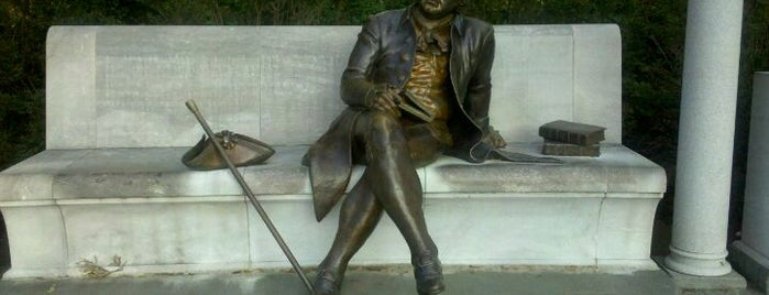 George Mason Memorial is one of Washington D.C..