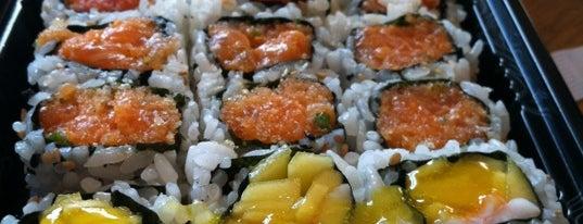 Yuzu is one of Favorite Restaurants.