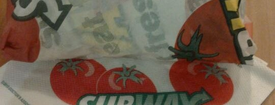 SUBWAY is one of Makan Time..