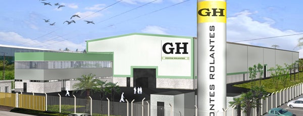 GH Brasil is one of GH Factories.