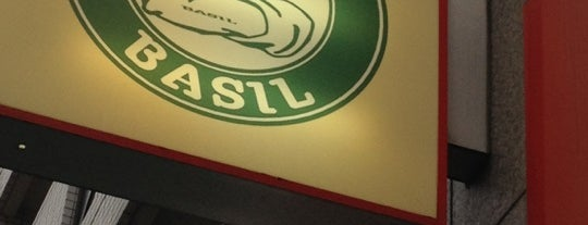 BASIL バジル Italian Bar is one of 美味しいもの.