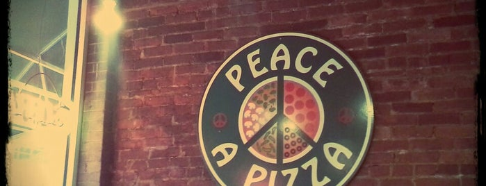Peace A Pizza is one of Top picks for Pizza Places.