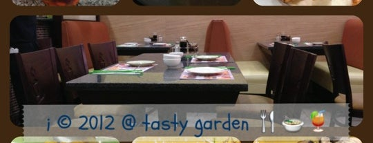Tasty Garden is one of x LA! x.