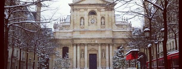 Place de la Sorbonne is one of First Time in Paris?.