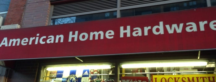 American Home Hardware & More is one of Fixer Upper (NY).