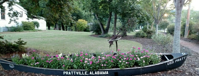 Downtown Prattville is one of prattVEGAS faves.