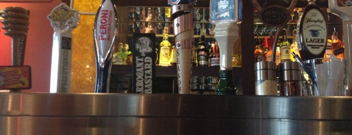 BJ's Restaurant and Brewhouse is one of Places Tony Stark would hang out in Central FL.