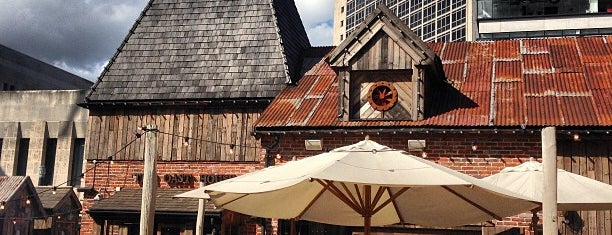 The Oast House is one of Manchester alphabet pub crawl.