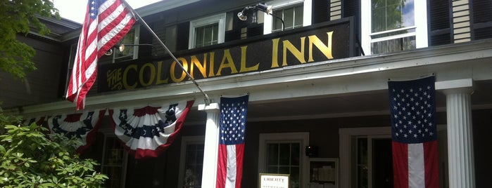 Colonial Inn is one of All-Time Favourite Places.