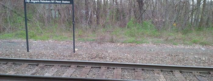 NJT - Basking Ridge Station (M&E) is one of New Jersey Transit Train Stations.