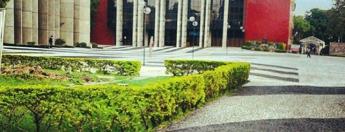 Pontifícia Universidade Católica do Paraná (PUCPR) is one of Coffe Shops.