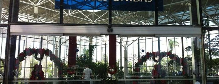 Shopping Nações Unidas is one of Shoppings de São Paulo.