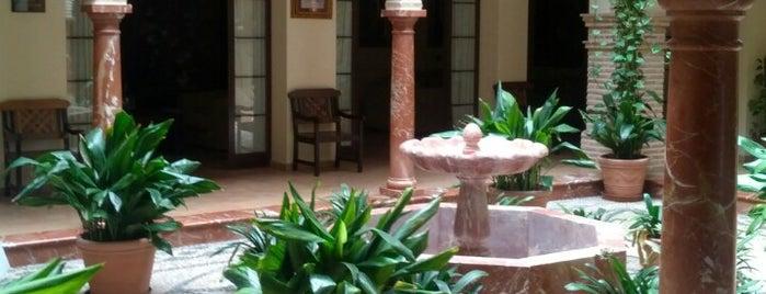 Hotel Finca Eslava is one of Dónde comer y dormir en Antequera.