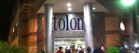 C.C. Tolon Fashion Mall is one of Lugares Conocidos Caracas.