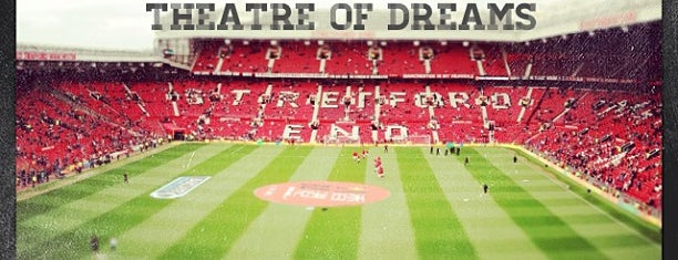 Old Trafford is one of tmp.