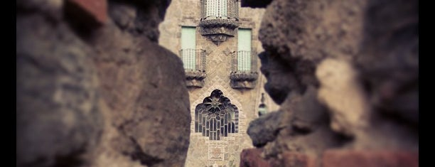 Torre Bellesguard is one of Follow Gaudí around Barcelona.