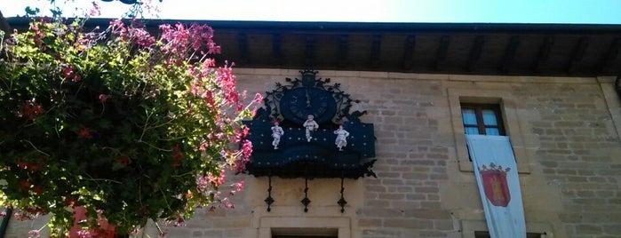 Laguardia/Biasteri is one of Guía de Logroño.