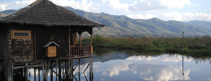 Paradise Inle Resort Inle Lake is one of Hotel.