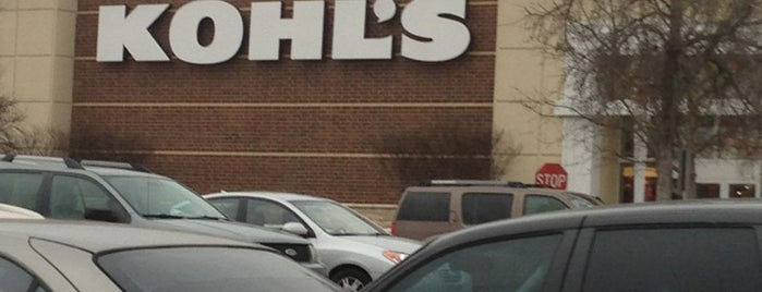 Kohl's is one of Entertainment.