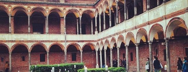 Università degli Studi di Milano is one of 101Cose da fare a Milano almeno 1 volta nella vita.