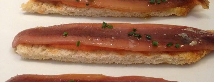 La Cocina is one of Cheque gourmet Malaga.