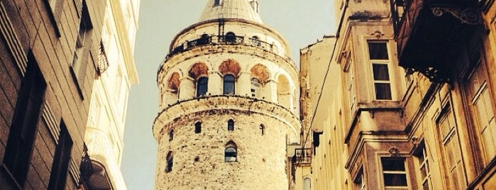 Galata Tower is one of A local's guide: 48 hours in Istanbul, Türkiye.