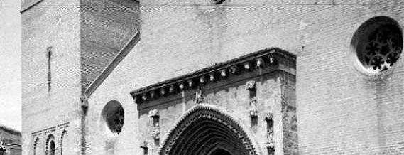 Santa Marina Church is one of Intra - Conventus (Conventos Intramuros Sevilla).