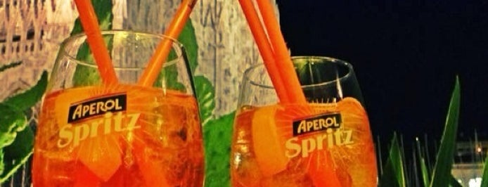 Terrazza Aperol is one of Rooftop Bars in the World.