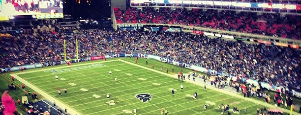 LP Field is one of Events.
