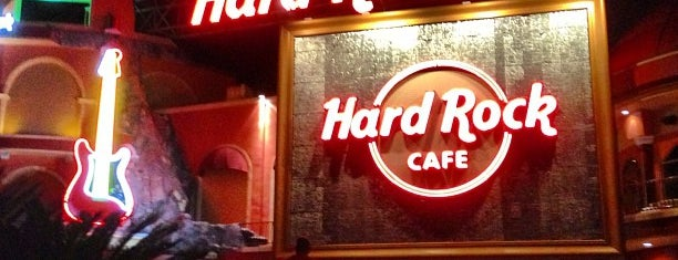 Hard Rock Cafe Orlando is one of HARD ROCK CAFE'S.