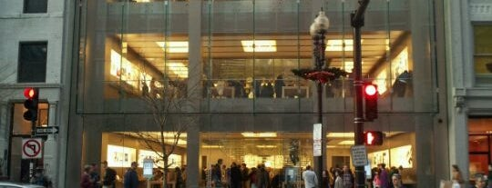 Apple Store, Boylston Street is one of Places that offer student discounts in Boston.