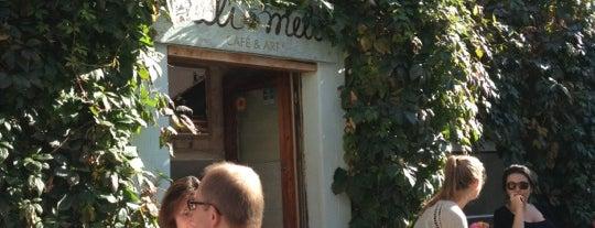 Meli Melo Café & Art is one of Berlin Tasty Food.