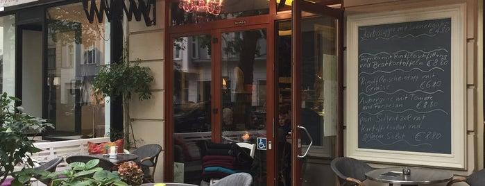 Café Maître Münch is one of Berlin.