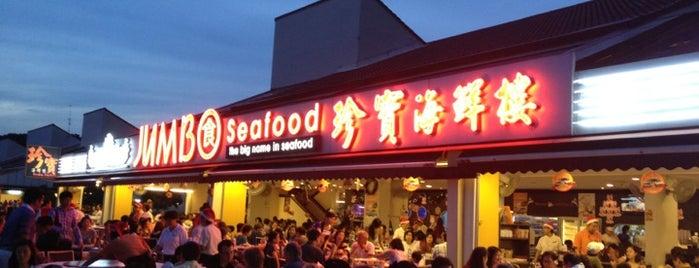 Jumbo Seafood Restaurant is one of Culiner.