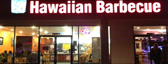 L&L Hawaiian Barbecue is one of soon.