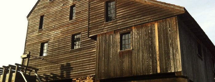 Historic Yates Mill County Park is one of Raleigh's Best Parks, Greenways & Gardens.