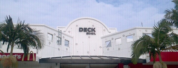 Deck Brasil is one of Lugares....